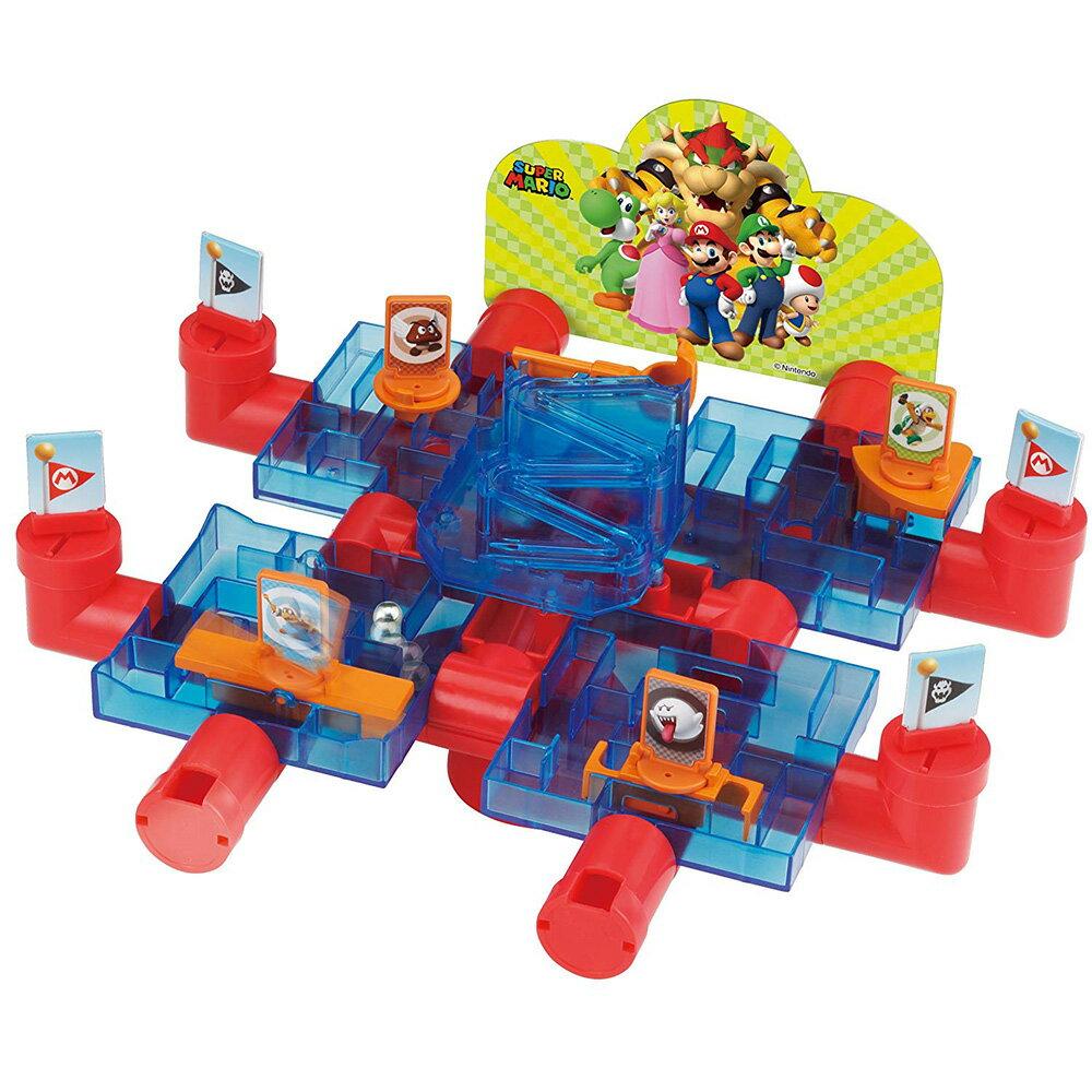 《EPOCH》瑪莉歐驚險迷宮(派對 遊戲) 東喬精品百貨