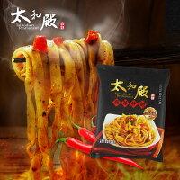 限量特價售完不補【太和殿】麻辣拌麵(155g/包) x6包入-K-Mart-美食甜點