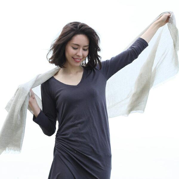 【Kyoto】有機棉輕柔長巾 日本製 2