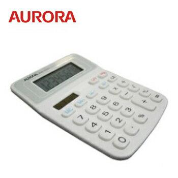 震旦AURORA 8位數桌上型計算機 DT210(國家考試 雙電源) [大買家]