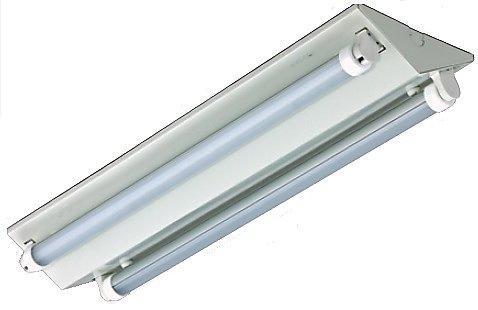 好商量~ LED 2尺 2燈 LED 山型燈 含LED T8 2尺 燈管 吸頂燈 山形燈 LED-2243