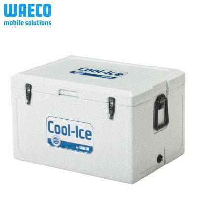WAECO 德國行動冰箱/露營冰桶/十日鮮冰箱 41L WCI-41 岩石灰