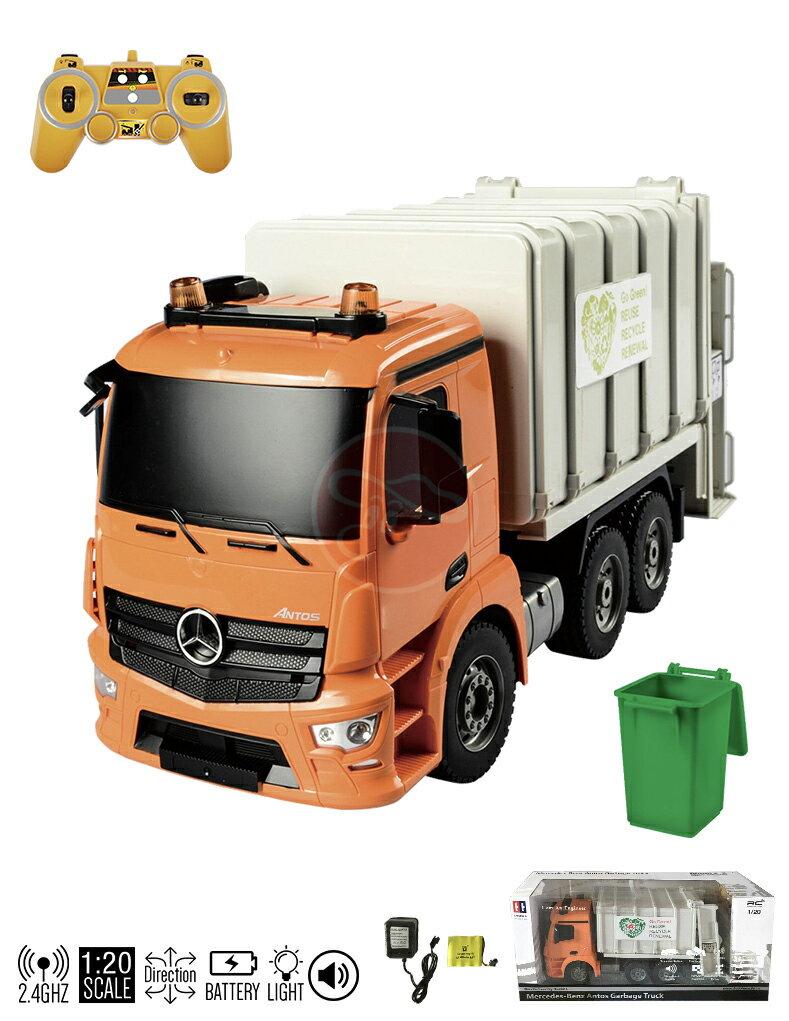 【型號E560-003】 2.4G遙控1:20賓士授權環保先鋒車