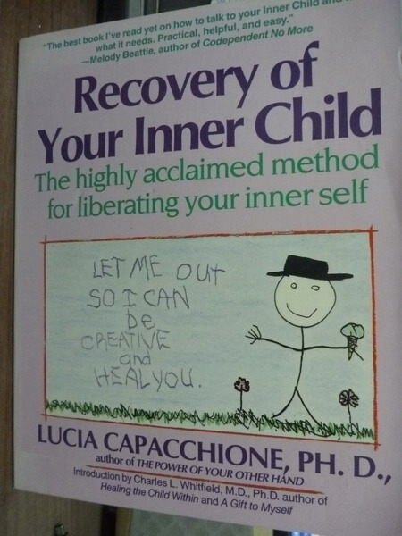 【書寶二手書T3/心理_PHJ】Recovery of Your Inner Child_Lucia