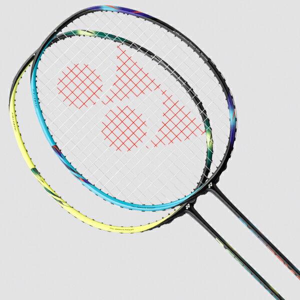 【H.Y SPORT】YONEX yy ASTROX 2 攻擊型/5U/天斧系列/軟中管 羽球拍/羽拍 藍色 正版