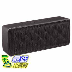 [106美國直購] AmazonBasics 音箱 Portable Speaker - Black
