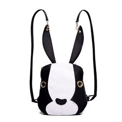 ★後背包-兔子雙肩包俏皮可愛休閒時尚女包包4色73fd43【獨家進口】【米蘭精品】