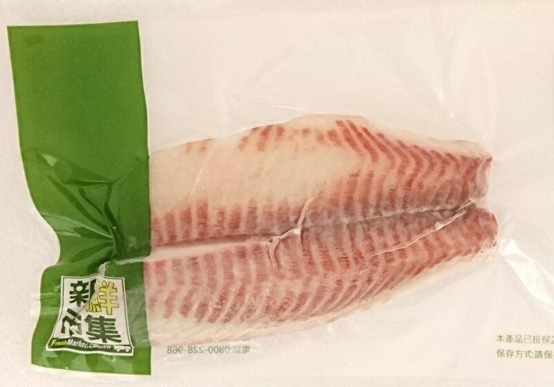 台灣鯛魚排 150-200g/片  *無內臟物