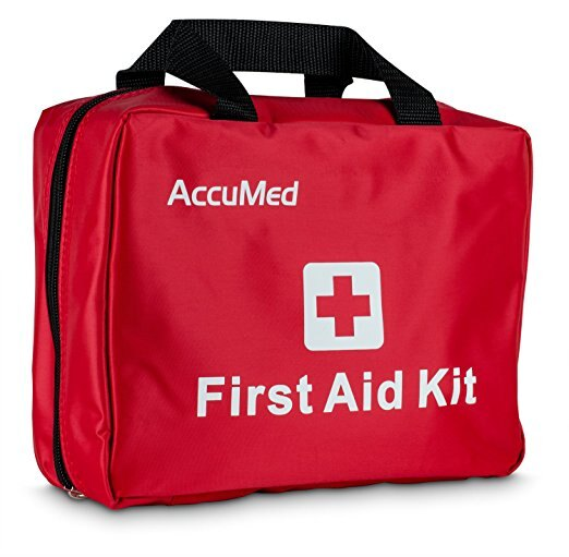 AccuMed Complete First Aid Kit 85-Piece Kit 1