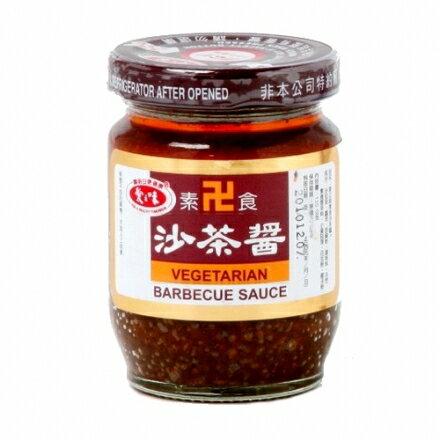 愛之味素食沙茶醬120g(12入/箱) 【合迷雅好物商城】