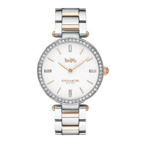 COACH優雅名媛風璀鑽時尚腕錶14503096