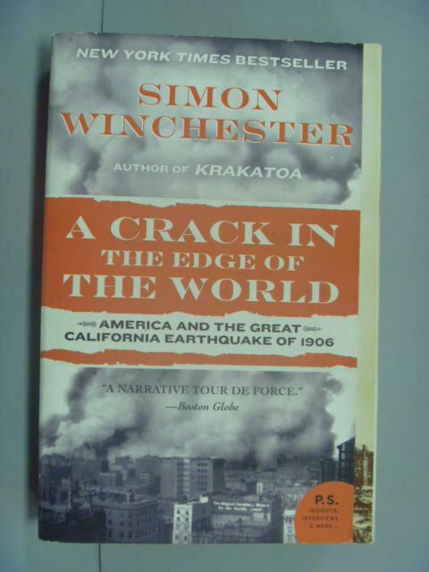 ~書寶 書T1/歷史_NLO~Crack in the edge of the world