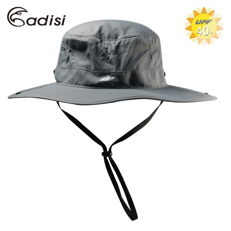 ADISI 抗UV吸排透氣牛仔盤帽AS18032(M-XL) / 城市綠洲專賣 (UPF40+、防曬、防紫外線、機能帽、遮陽帽)
