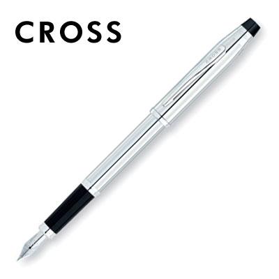~CROSS~新世紀系列 3509~FS 亮鉻鋼筆   支