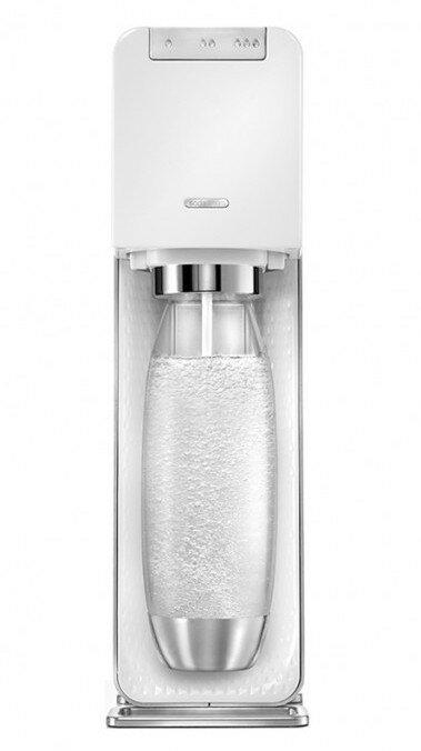 Sodastream Power Source氣泡水機 (白)  ★3/31前贈CAPS糖漿2組
