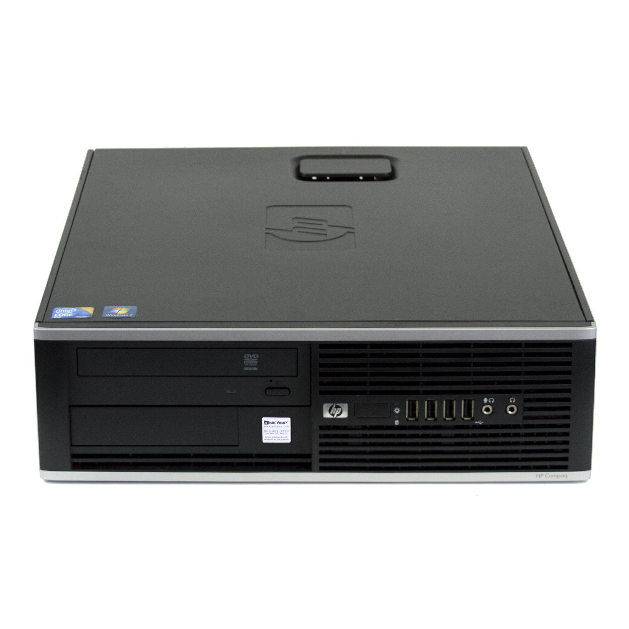 HP ELITE 8300 SFF DESKTOP i5-3470 QUAD CORE 3 2Ghz 8GB 500GB DVD WINDOWS 10  PRO 64BIT 1 YR WARRANTY