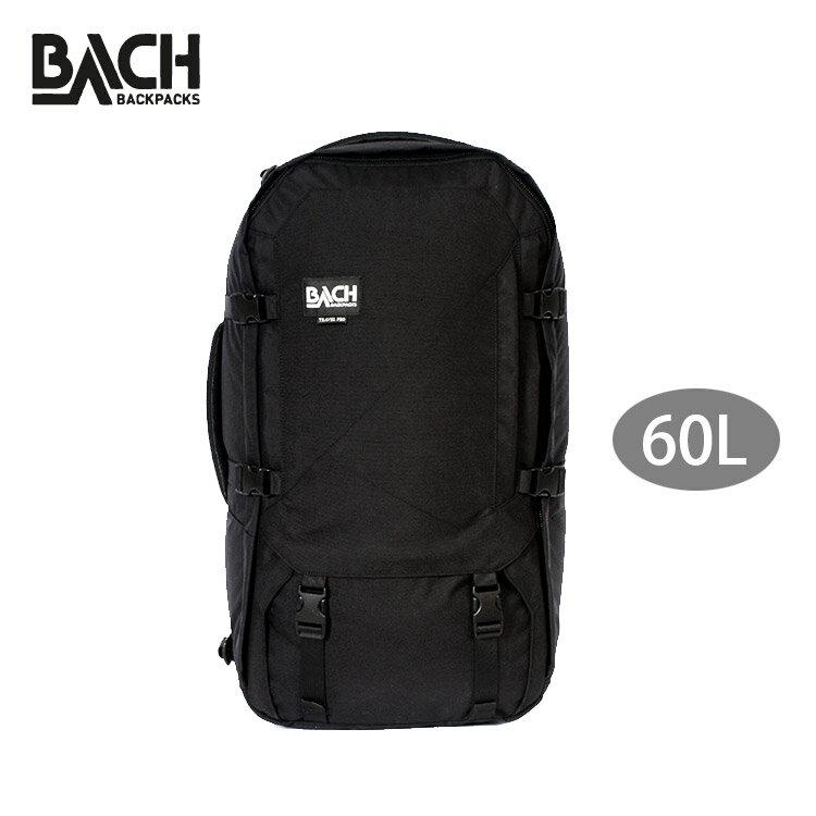BACH Travel Pro 60 旅行背包132311 (60L) / 城市綠洲 (登山健行、後背包、巴哈包、愛爾蘭品牌)