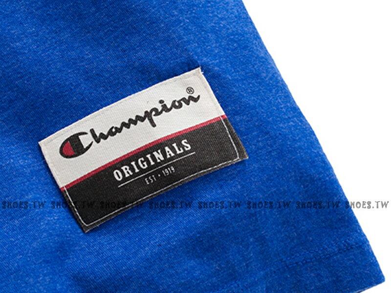 ★現貨+預購★Shoestw【AO250】Champion 服飾 AO250 口袋短T 短袖T恤 胸前有口袋 美規 高磅數 9種顏色 男女都可穿 5