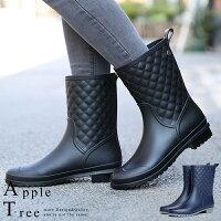雨靴、雨鞋推薦到AT日韓-雨時代格紋假車線中筒雨靴,雨鞋2色【S706002】就在蘋果樹AppleTree推薦雨靴、雨鞋