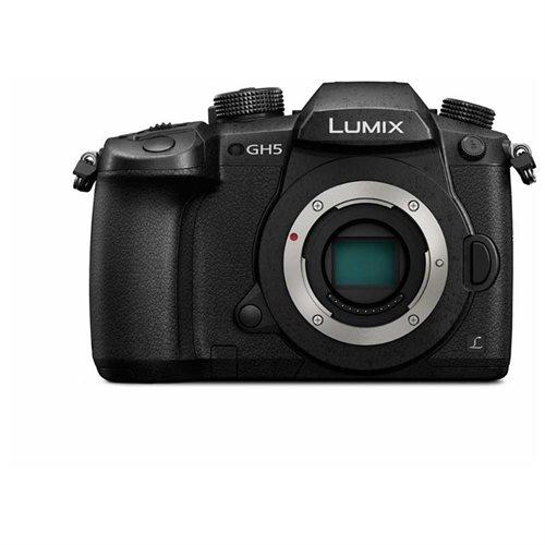 Panasonic Lumix DMC-GH5 Mirrorless Micro Four Thirds Digital Camera Body 0