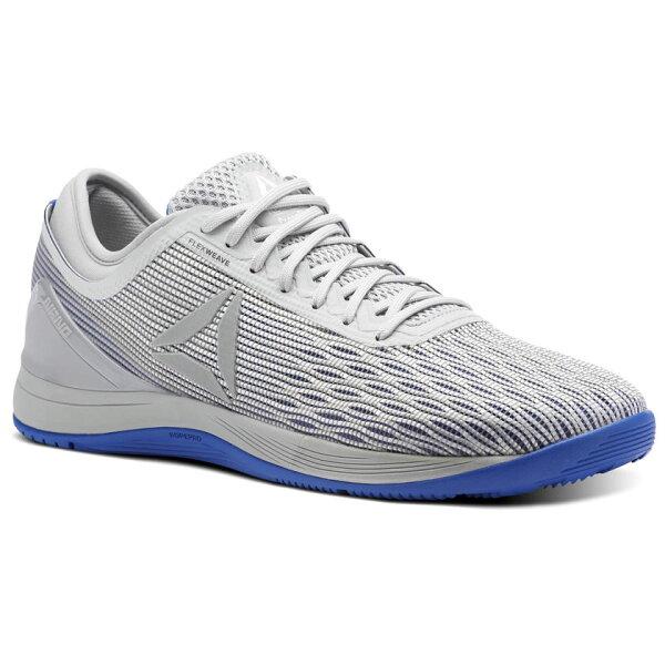 REEBOKCROSSFITNANO8FLEXWEAVE男鞋訓練健身透氣灰藍【運動世界】CN1025