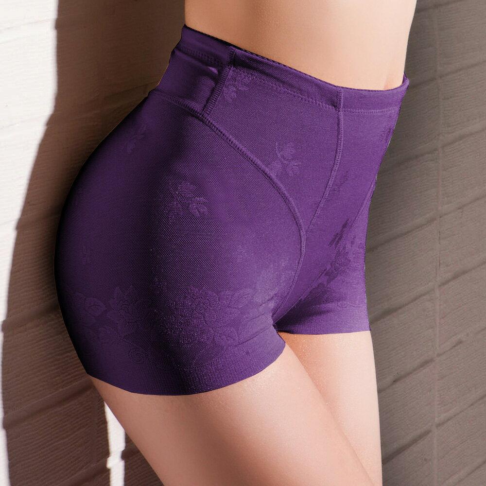 全館免運【Emon】700丹 無痕雕塑 機能美臀修飾短平口束褲(3件組) 3