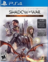 預購中 8月29日發售 亞洲中文版 [限制級] PS4 中土世界:戰爭之影 終極版