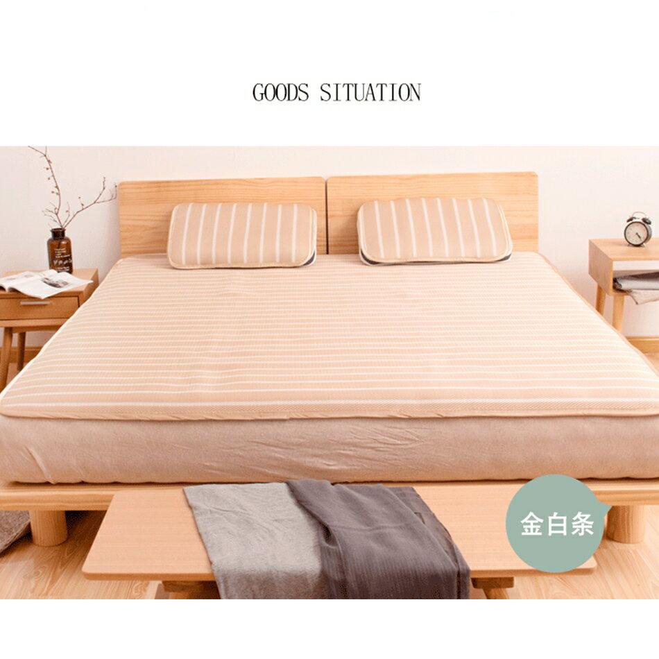 Yodo xiui日本 3D透氣涼蓆 加大雙人床床墊 成人款 透氣不悶熱 瑜珈墊 野餐墊 現貨 180x200CM
