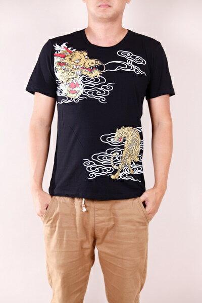 【CS衣舖 】韓系 合身版 萊卡彈力 短袖T恤 3110 1