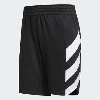 Adidas LONG WOVEN SHORT 女裝 短褲 慢跑 休閒 排汗 透氣 拉鍊口袋 黑 【運動世界】 AY7270