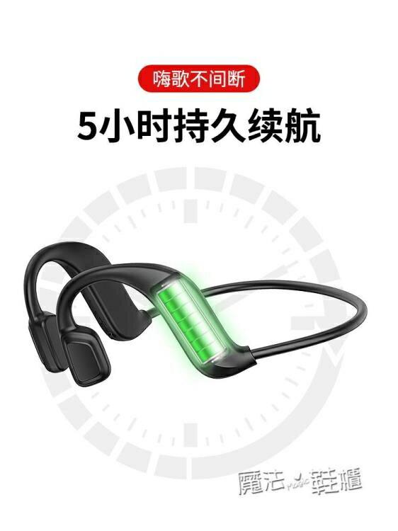 樂天優選*適用于Huawei/華為無線不入耳骨傳導藍芽耳機雙耳久戴不痛運動跑步-曼莎時尚