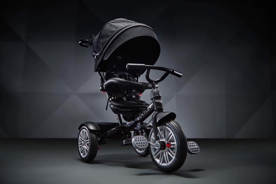 賓利 Bentley 三輪嬰兒手推車 黑 / 紅 / 藍 『121婦嬰用品館』 0