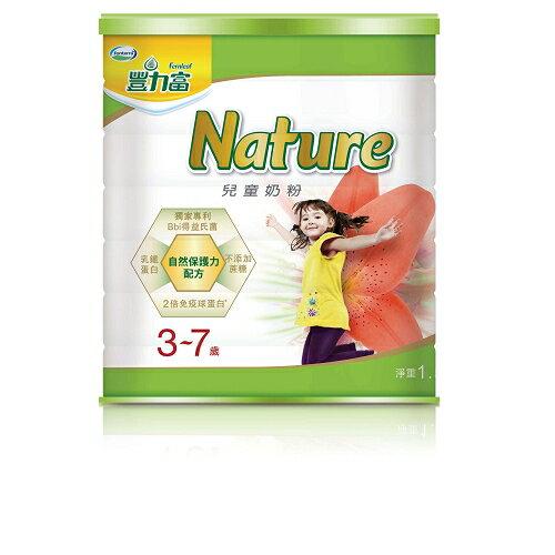 豐力富Nature3-7歲兒童奶粉1500g【愛買】