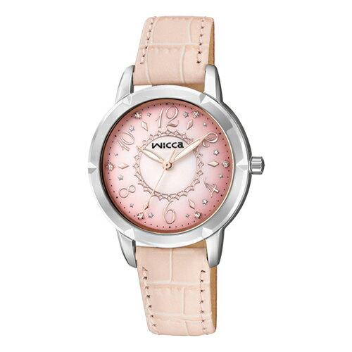 CITIZEN 星辰錶 New Wicca BT2~718~90 氣質女性腕錶 30mm