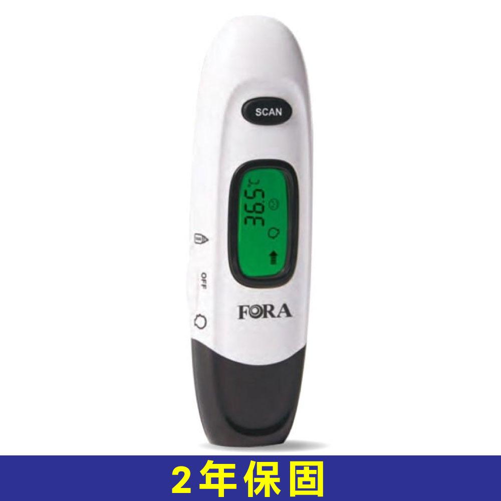 (內有驚爆優惠) 福爾 FORA 舒康額溫槍 TD-1115 IR15 (黑白) 專品藥局 0