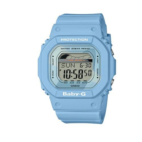 CASIOBABY-G夏季海洋風潮運動腕錶BLX-560-2DR