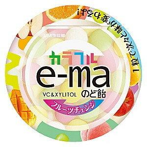 日本*ema 七彩水果喉糖 (盒裝)