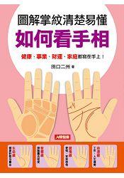 圖解掌紋清楚易懂 如何看手相-開運館(08) | 拾書所