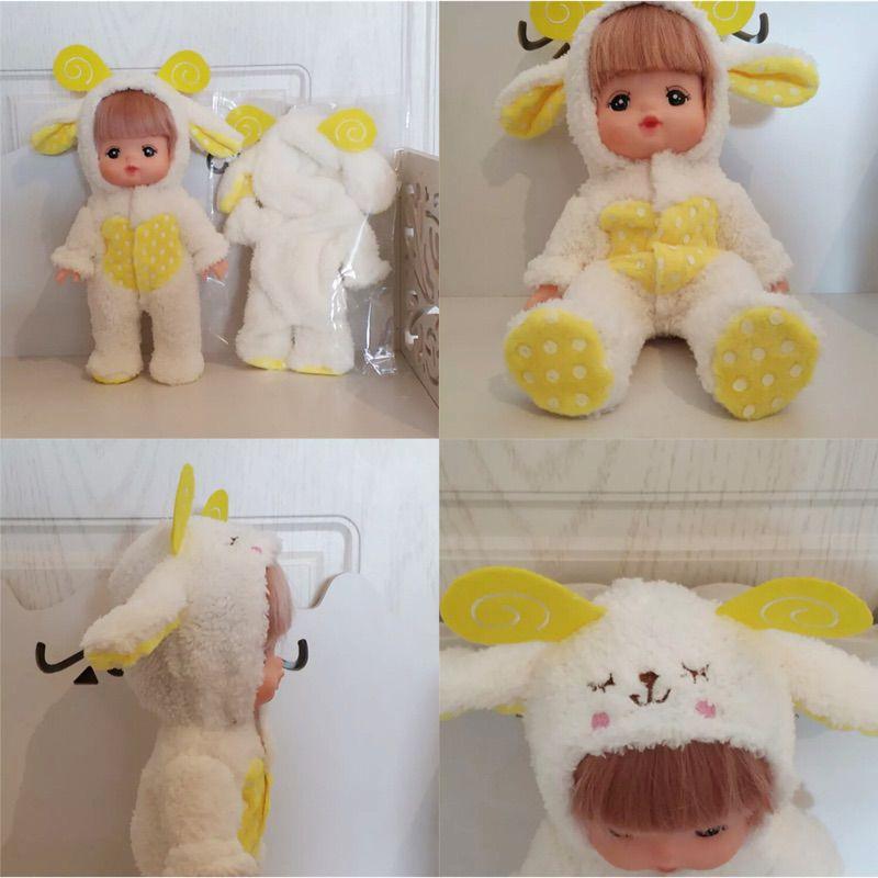小美樂配件 小美樂衣服 娃娃衣服 娃娃配件 娃娃衣服 換裝 換裝娃娃 辦家家酒 棉羊裝
