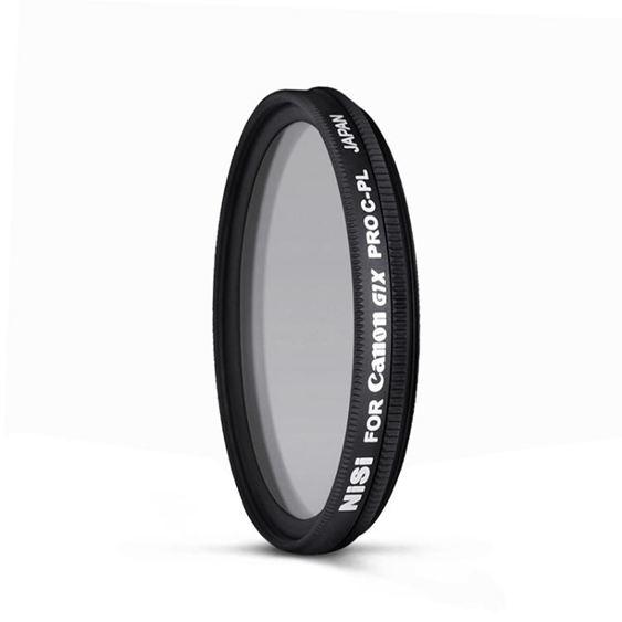 NiSi 偏振鏡 CPL nisi耐司濾光鏡 佳慧G1X 鏡頭 偏光鏡 cpl濾鏡