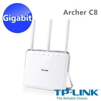 【TP-LINK】Archer C8 AC1750 Gigabit 無線路由器