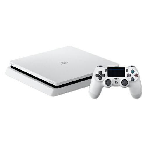 [Sony Store] PS4 主機 2000 型(白色 500GB)