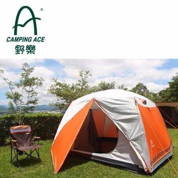 【H.Y SPORT】野樂 ARC-644N 蘭嶼風情帳 升級版 家庭帳 3~4人帳 露營 帳篷 戶外 露營