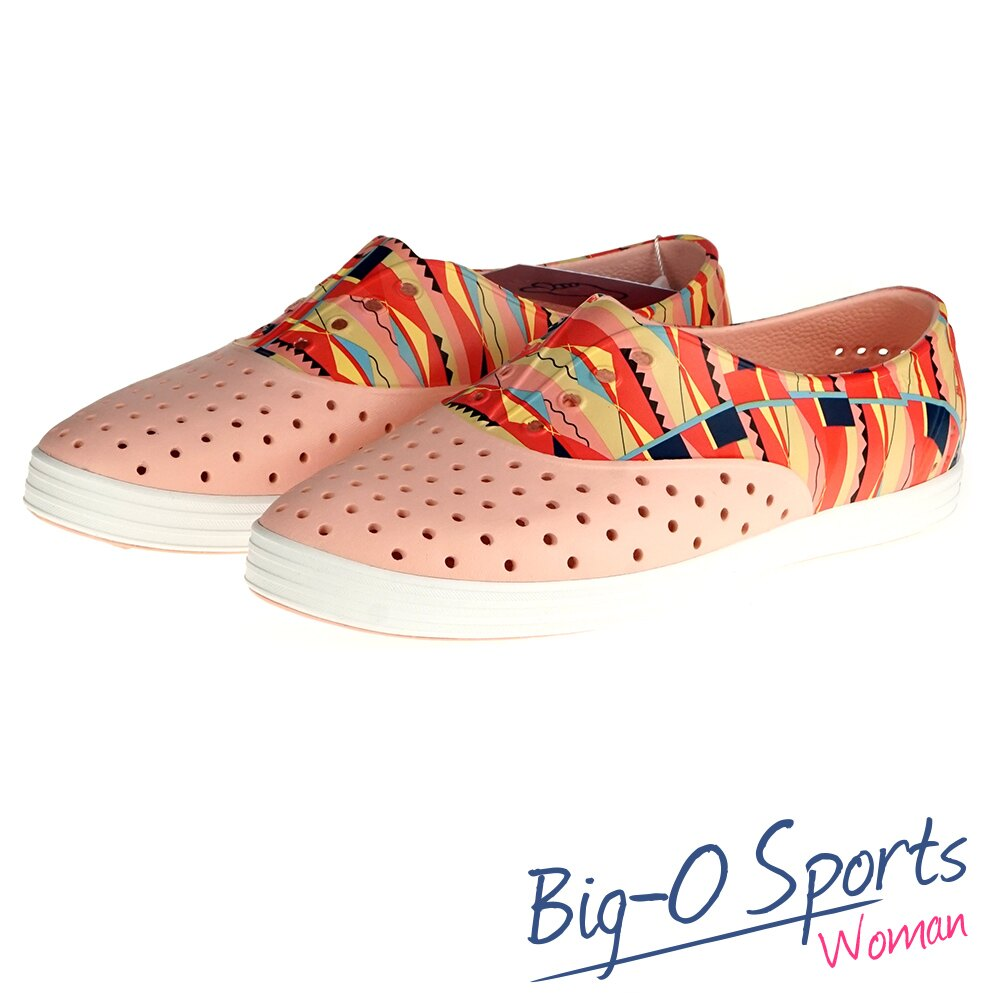 NATIVE JERICHO PRINT 修身鞋 休閒鞋 輕便鞋 女 004018218 Big-O Sports