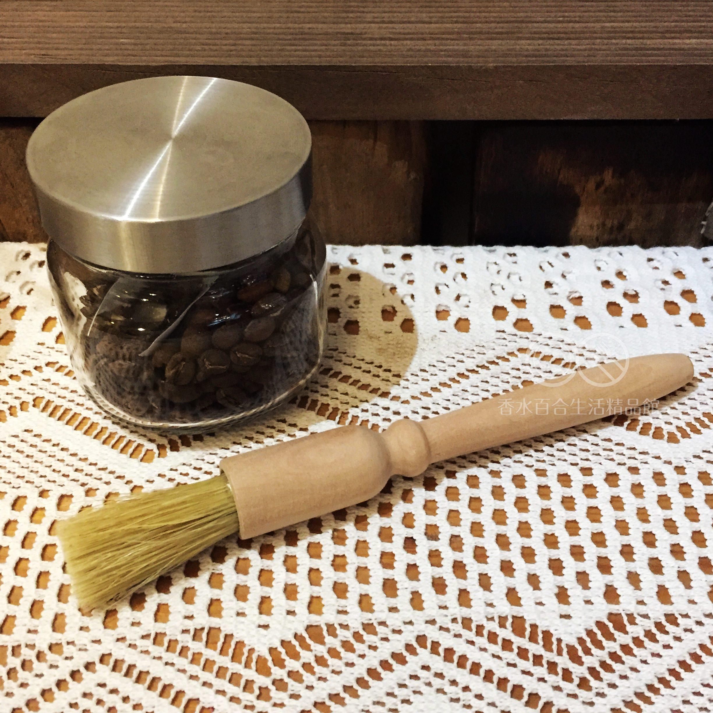 🌟現貨🌟JUNIOR 喬尼亞 磨豆機毛刷 原木毛刷 清潔毛刷 咖啡刷 原木咖啡毛刷 木柄刷 咖啡粉清潔刷 非鋁管毛刷