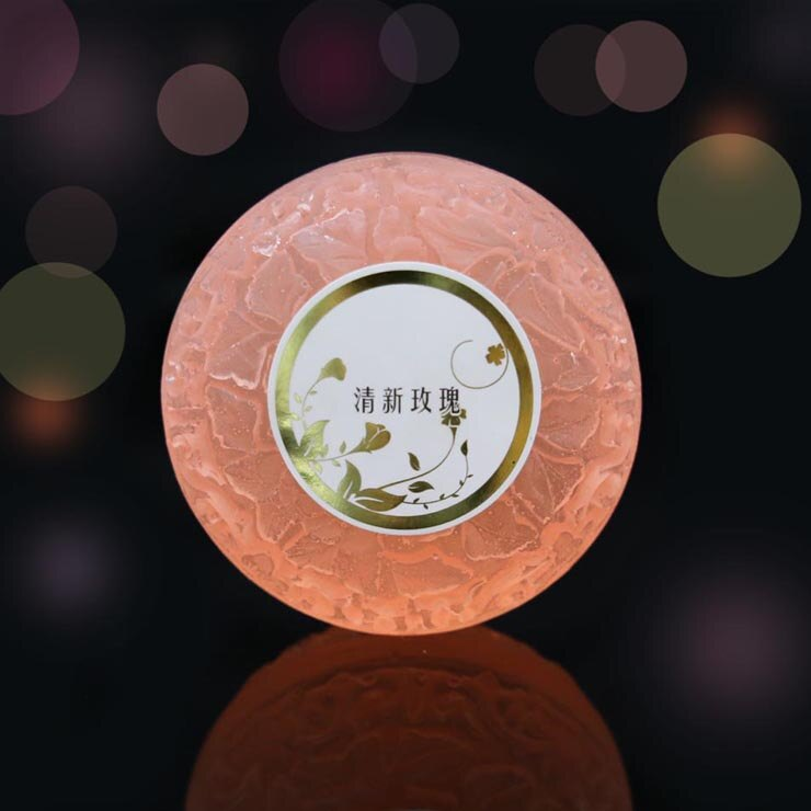 買一送一-清新玫瑰 -香水香氛皂 140g