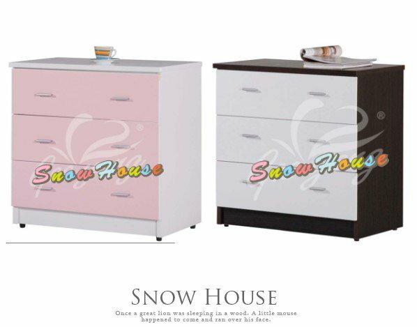 ╭☆雪之屋居家生活館☆╯AA531-05-06-07-08塑鋼三斗櫃置物櫃收納櫃