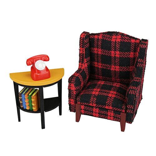 《 Nano Room 迷你家具 》NRL-005 高背沙發