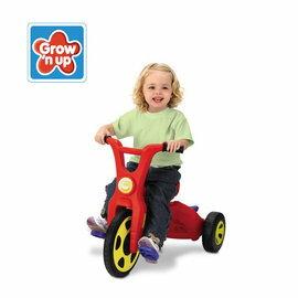 《美國Grow'n up》可調整三輪車