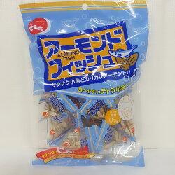 傳六小袋杏仁小魚-78.2g包